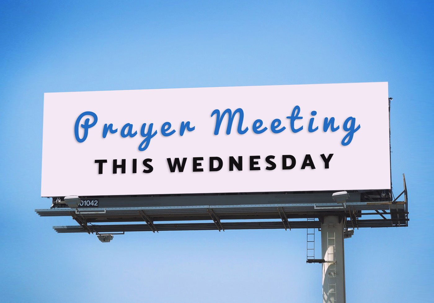 Prayer Meeting: A Church Changes for the Better